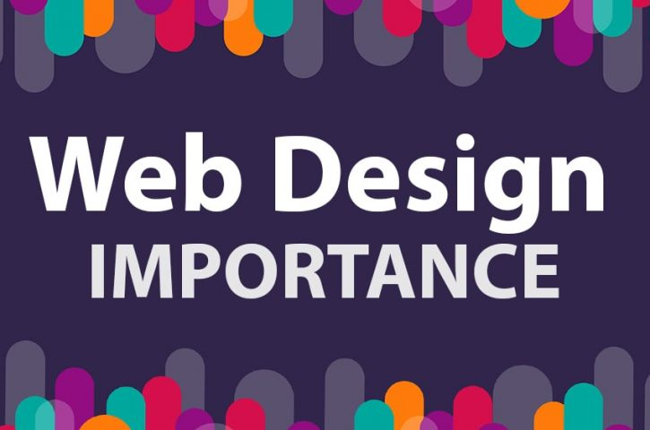 What is the importance of website design?
