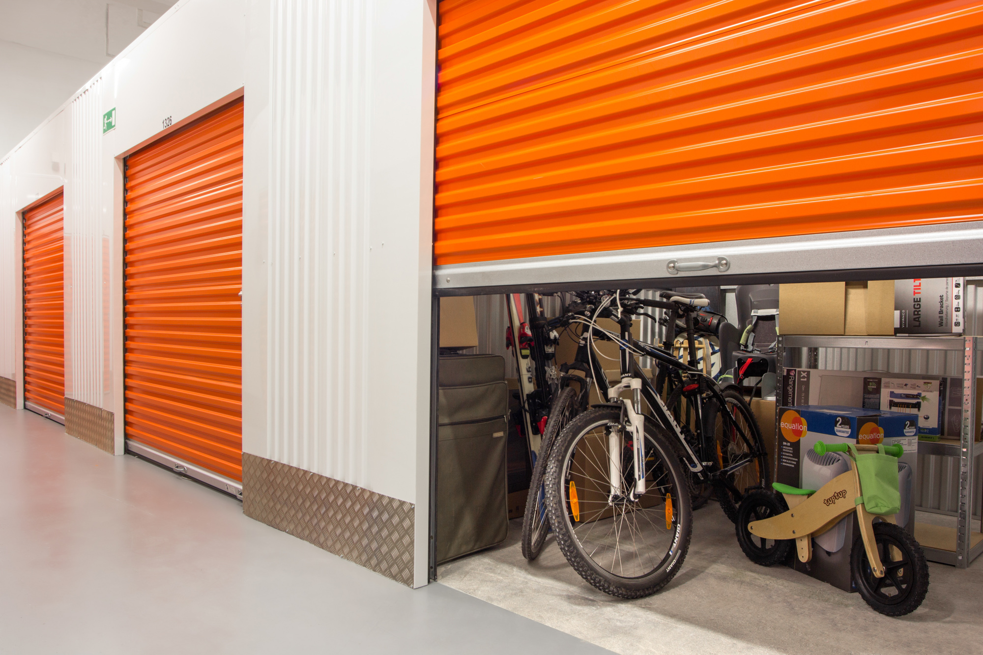 Benefits of personal storage